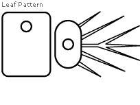 Corian Worktops Drainer Grooves Leaf Pattern