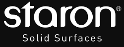 Staron Solid Surface Worksurfaces Approved Fabricator Logo