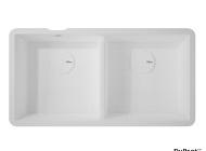 Corian Sinks Salty 9410