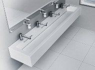 Corian Sinks Wash Troughs Oxford