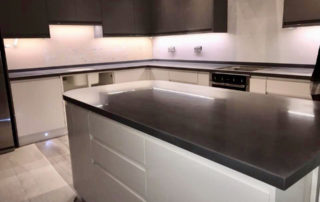 Staron Sanded Tundra Kitchen Worktop Solid Surface
